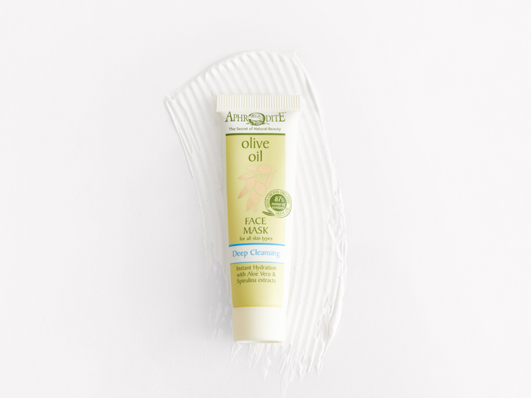 APHRODITE SKINCARE Olive Oil Deep Cleansing Face Mask