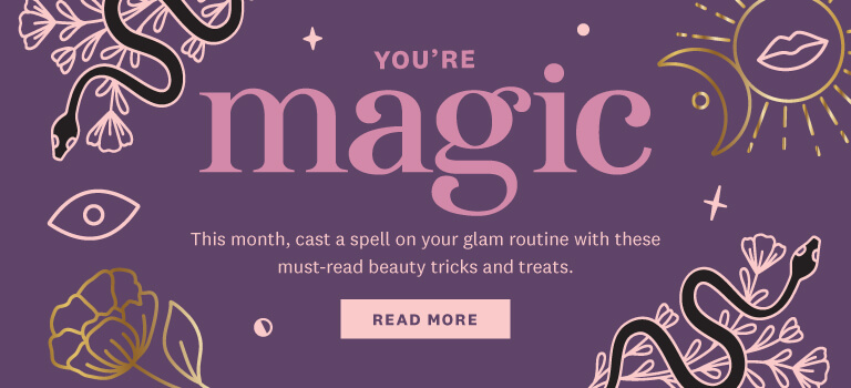 October 2020 Glam Bag Header Mobile