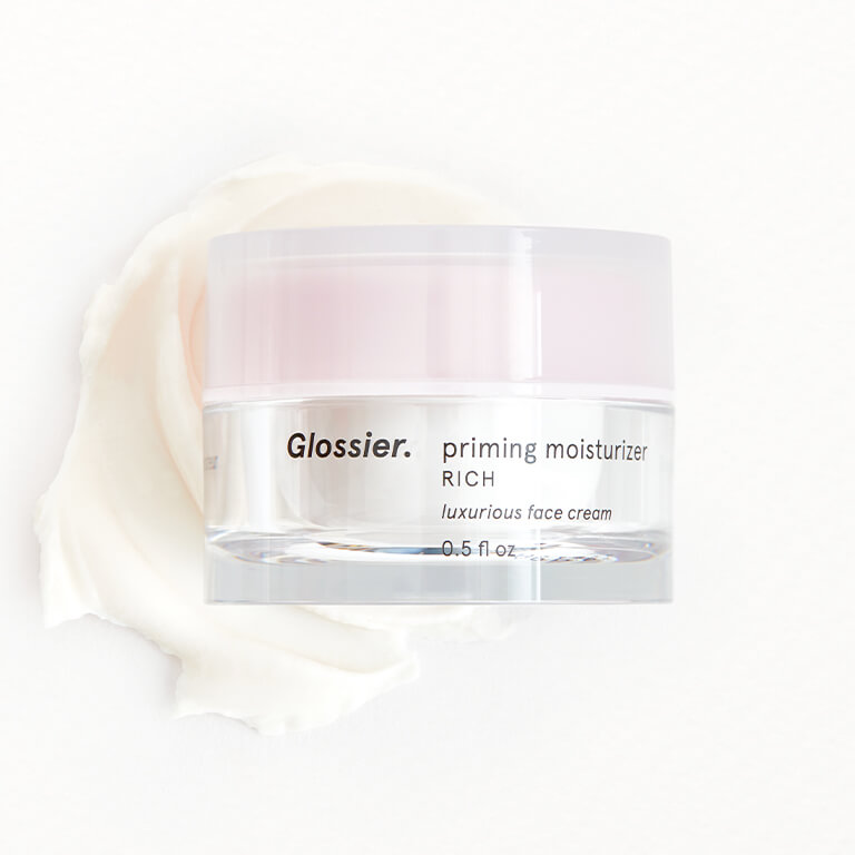 An image of GLOSSIER Priming Moisturizer Rich