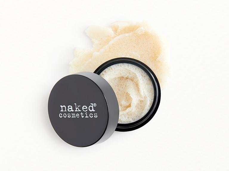 NAKED COSMETICS Lip Scrub in Vanilla Creme