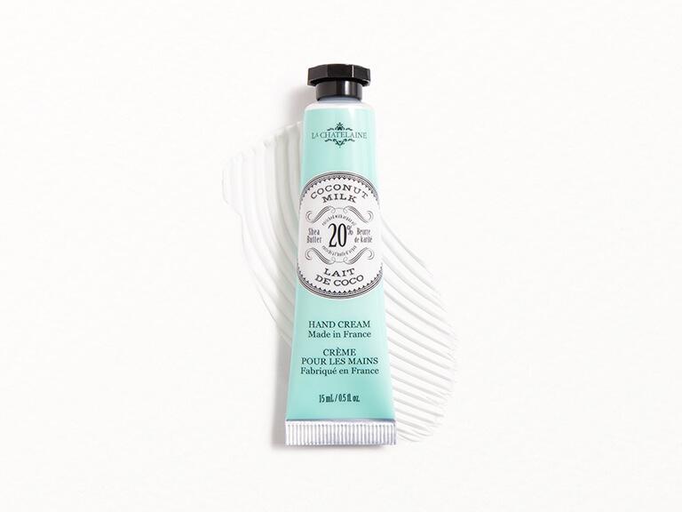 LA CHATELAINE Hand Cream in Coconut Milk