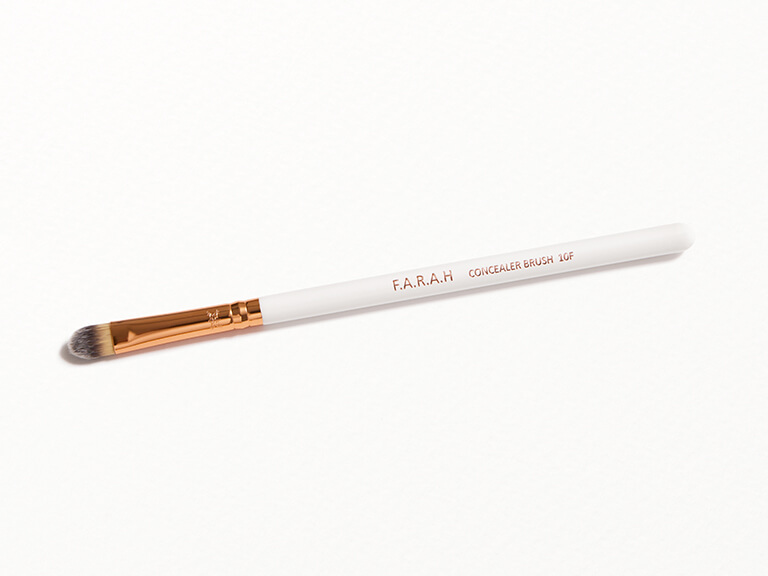 F.A.R.A.H Concealer Brush 10F Rose Gold Collection