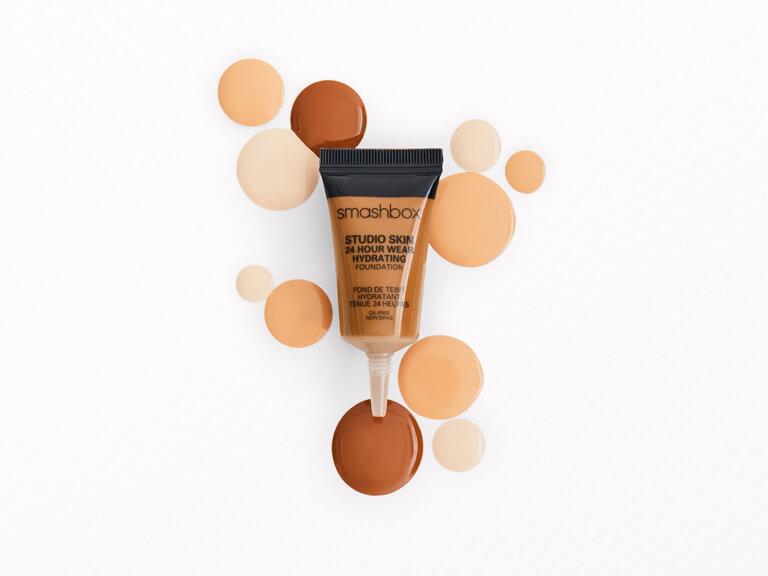 SMASHBOX COSMETICS Studio Skin 15 Hour Wear Hydrating Foundation in 3.18 Neutral 1