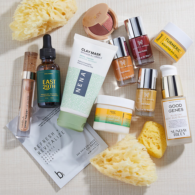 September 2021 Best Clean Beauty Products Module